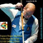Tournoi national – Artistique – Académie de Billard de Saint-Dizier – 2018/2019