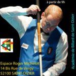 Tournoi national – Artistique – Académie de Billard de Saint-Dizier – 2018/2019