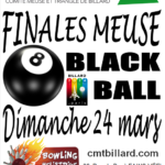 Finales Meuse et Triangle – Blackball – Bowling Melistrike – 2018/2019