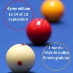 Saint-Mihiel – Tournoi OPEN – 3-Bandes – 2019