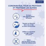 Communiqué – Coronavirus – 23/06 à 17 heures